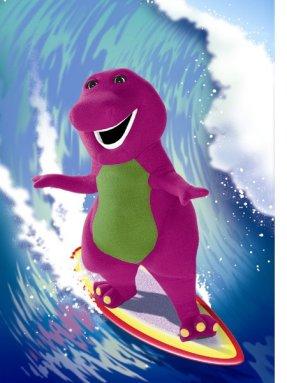 Surf Barney