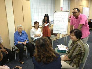Singapore Conversation